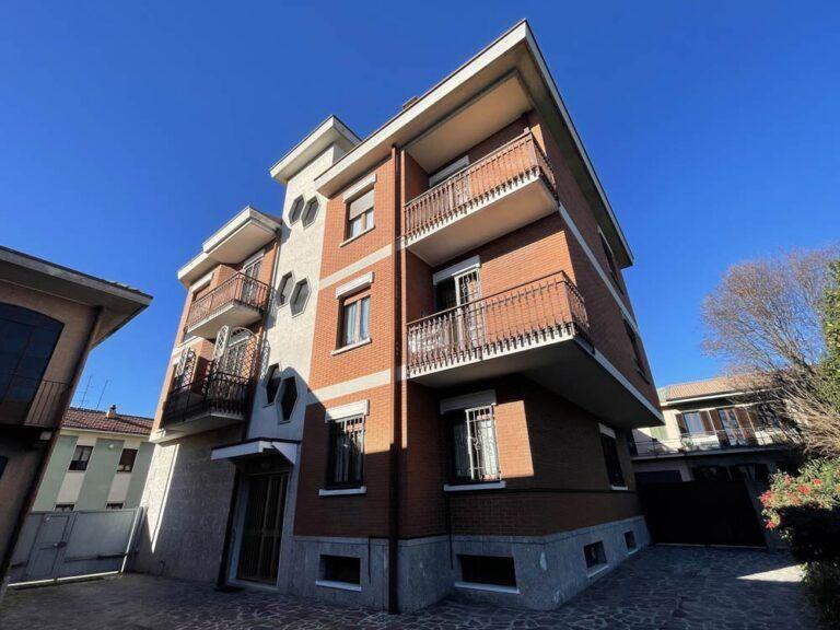 esterno appartamento Giussano