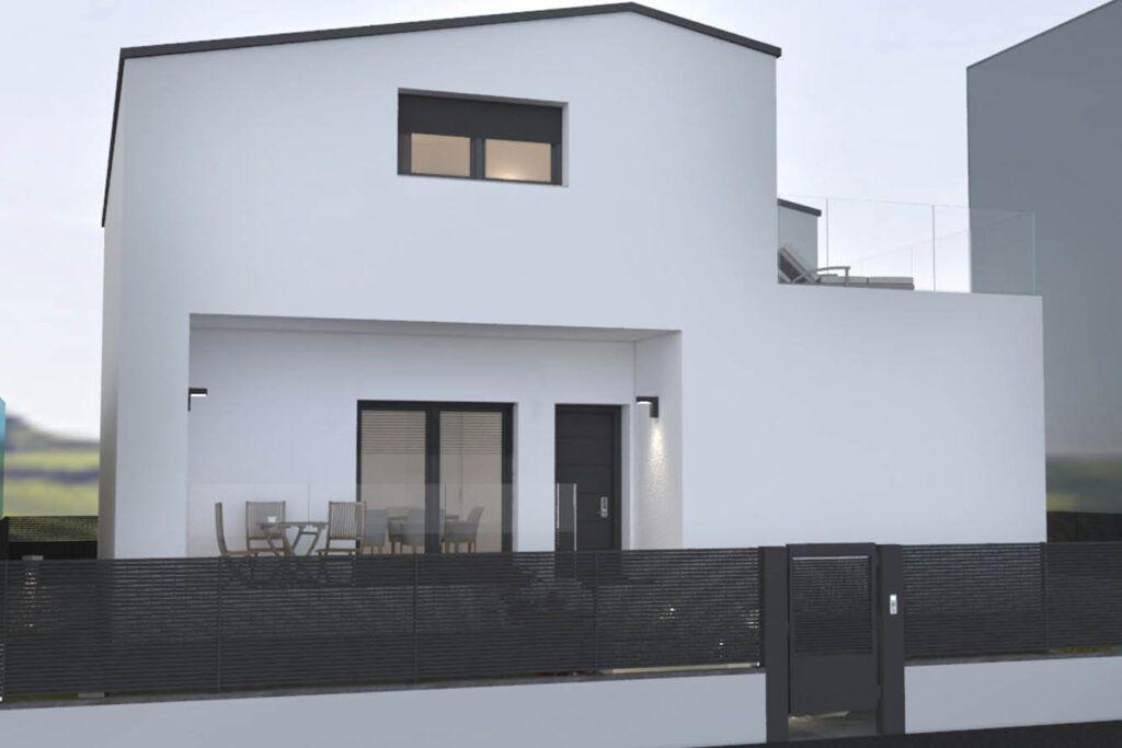 design villa senago outdoor 01